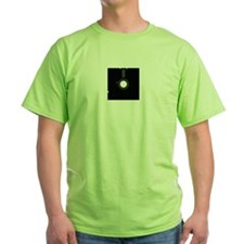 black floppy disc oldschool T-Shirt