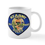 Kearny Police Mug