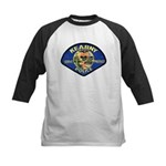 Kearny Police Kids Baseball Jersey
