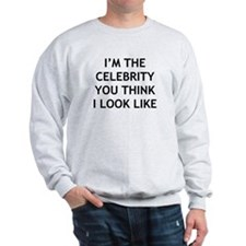 I'm Celebrity Sweatshirt