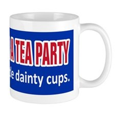 Tea Party Time Mug
