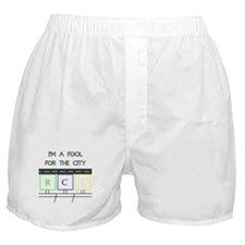 Fool For Sim City Boxer Shorts