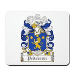 Pederson Coat of Arms Mousepad
