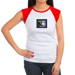 Hurricane Women's Cap Sleeve T-Shirt