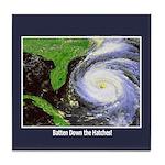 Hurricane Tile Coaster