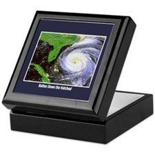 Hurricane Keepsake Box