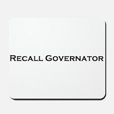 Tax Revolt 2009 Mousepad