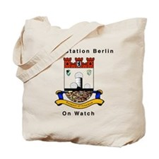 Field Station Berlin Tote Bag