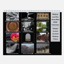 Beijing & The Great Wall Calendar