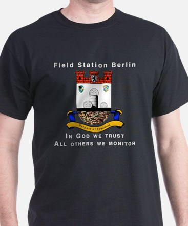 Field Station Berlin T-Shirt
