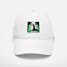Haiti is Calling Green Baseball Baseball Cap