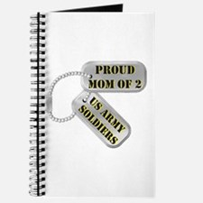 Proud Mom of 2 US Army Soldiers Journal