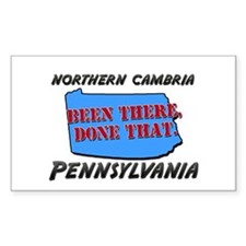 northern cambria pennsylvania - been there, done t