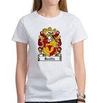 Reedtz Coat of Arms Women's T-Shirt
