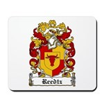 Reedtz Coat of Arms Mousepad