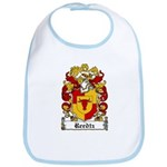 Reedtz Coat of Arms Bib