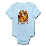 Reedtz Coat of Arms Infant Creeper