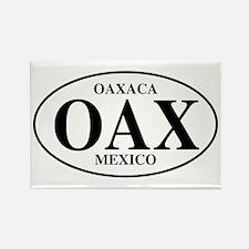 OAX Oaxaca Rectangle Magnet