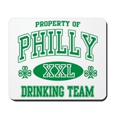 Philadelphia Irish Drinking Team Mousepad