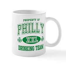 Philadelphia Irish Drinking Team Mug