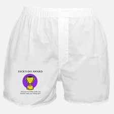 Dicky-Do Award Boxer Shorts