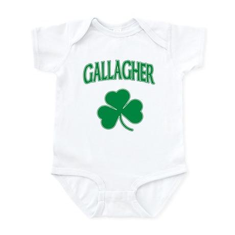 Gallagher Irish Infant Bodysuit