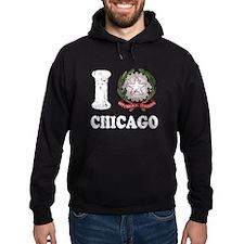 I Italiana Chicago Hoodie