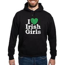 I Love Irish Girls Hoodie