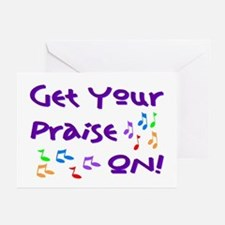 Christian Music Greeting Cards (Pk of 10)