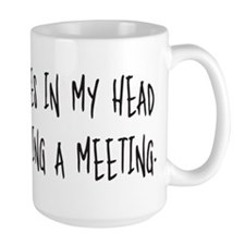 Voices Meeting Mug