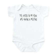 Voices Meeting Infant Bodysuit