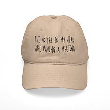 Voices Meeting Baseball Cap