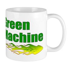 Green Machine Mug