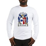 Rosenvinge Coat of Arms Long Sleeve T-Shirt