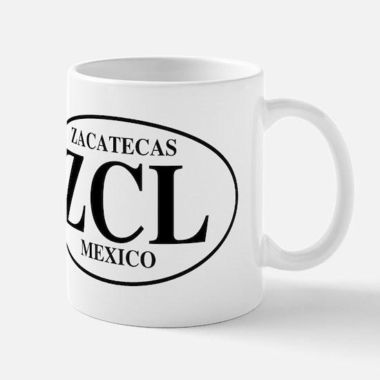 ZCL Zacatecas Mug
