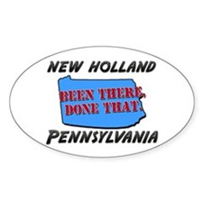 new holland pennsylvania - been there, done that S