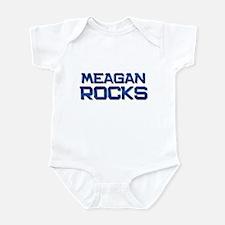 meagan rocks Infant Bodysuit