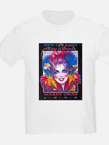 Cool Harlequin clown T-Shirt