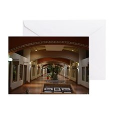 PORTAL TO FOREVER IN SANTE FE Greeting Card