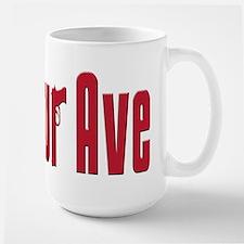 Arthur ave Large Mug
