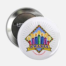 Kwanzaa Gift Button