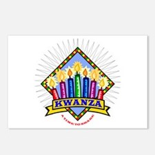 Kwanzaa Gift Postcards (Package of 8)