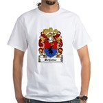 Schutze Coat of Arms White T-Shirt