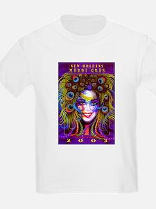 Funny Harlequin clown T-Shirt
