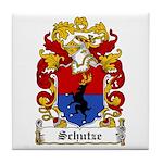 Schutze Coat of Arms Tile Coaster