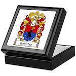 Schutze Coat of Arms Keepsake Box