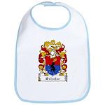 Schutze Coat of Arms Bib