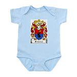 Schutze Coat of Arms Infant Creeper