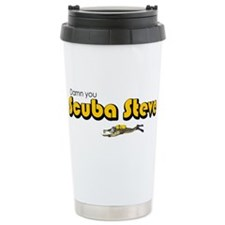 Scuba Steve Travel Mug