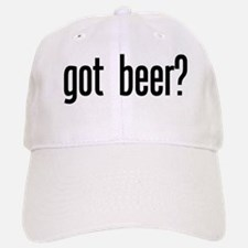 got beer? Baseball Baseball Cap